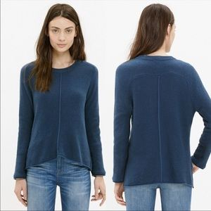 Madewell Just Right Pullover Sweater